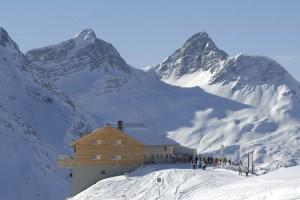 Hüttengaudi in Vorarlberg