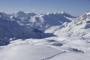 Der Traum aller Skifahrer