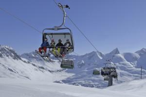 Skiparadies Lech Zürs