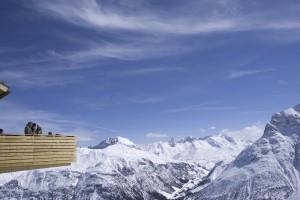 Arlberg ski region