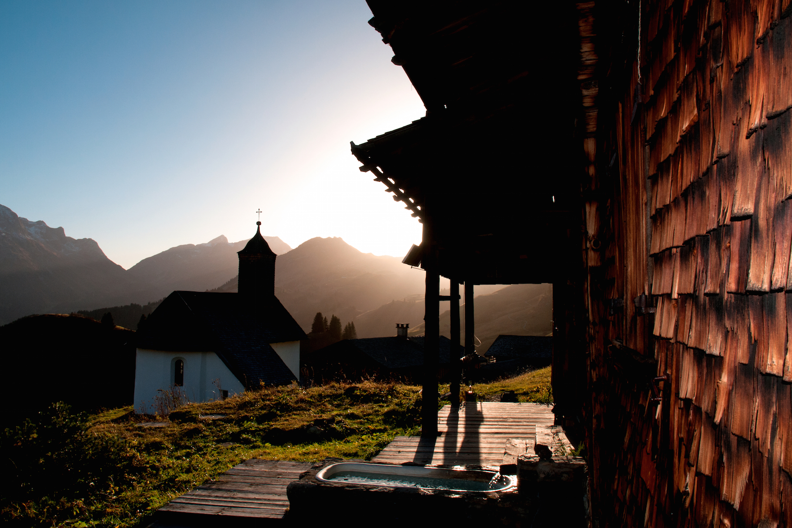 Bergpanorama © Lech Zuers Tourismus GmbH