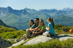Mountain experience for the whole family